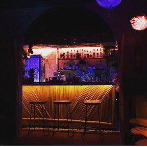 A secret tiki bar in the heart of Oaxaca awaits.