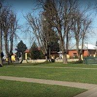 Plaza Manuel Recabarren de Temuco