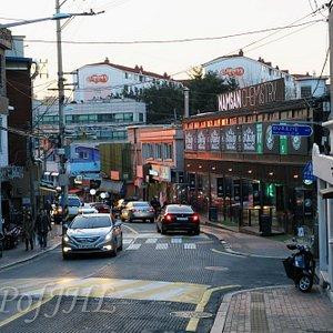 Gyeongridan-gil Road