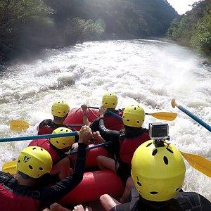 Pai Adventures Rafting