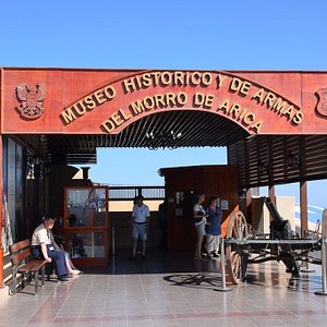 Entrance to the historical military museum