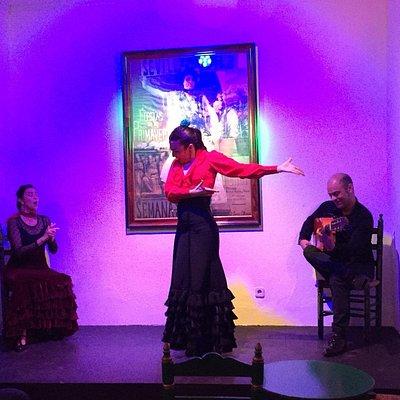 Experiencia Flamenca en el Rincón de Melquiades.