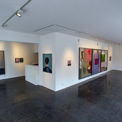 Utställning Julius Nord