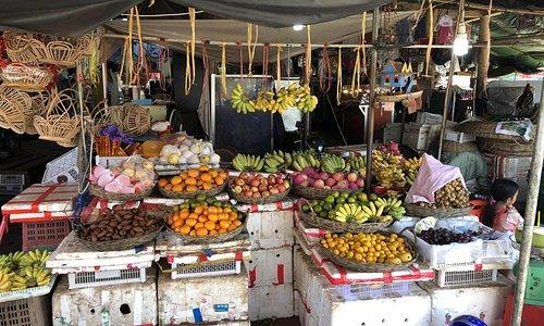 barraca do mercado