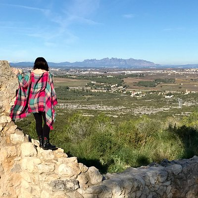 Old Castles and Penedes Landscape