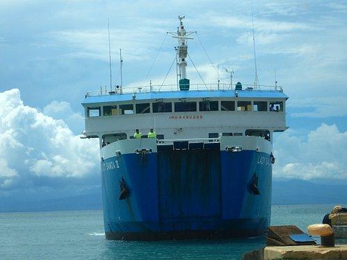 Lady Samoa III Ferry