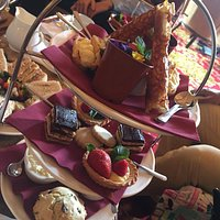 Afternoon Tea - the sweets