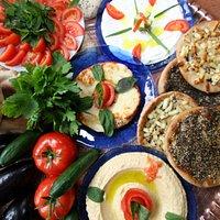 Frühstücken auf Libanesische Art!