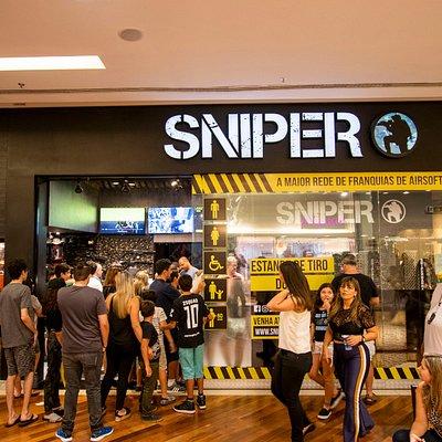 Vem para Sniper BarraShopping