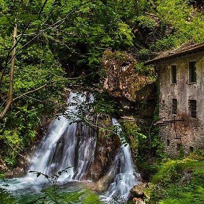 Cascata Rio Colmegnino
