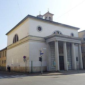 Chiesa di Ognissanti in San Giorgio, Bergamo