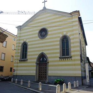 Chiesa della Beata Vergine dell'Immacolata, Bergamo