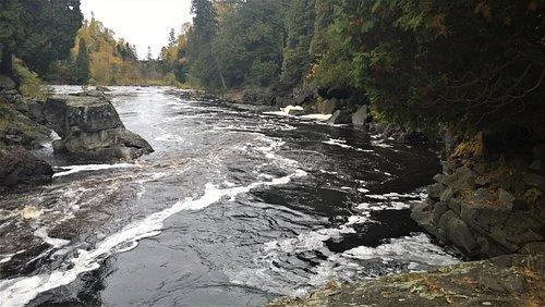 Baptism river