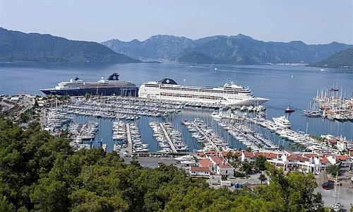 Marmaris Shore Excursion: Traditional Turkish Villages Private Half-Day Tour
