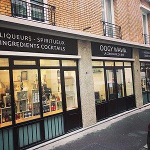 OOGY WAWA 4 rue Auguste Dorchain 75015 PARIS