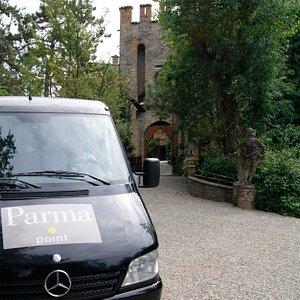 Tour guidati tra i Castelli del Ducato di Parma e Piacenza e i sapori emiliani.