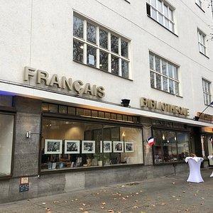 Bibliothek Francaise