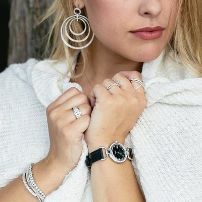 Sophisticated and elevated jewelry and watch brands.