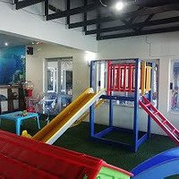 Awesome Kids Play area to keep them busy while you relax.