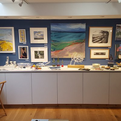 Kaleidoscope exhibition at The Sentinel Gallery in Wivenhoe