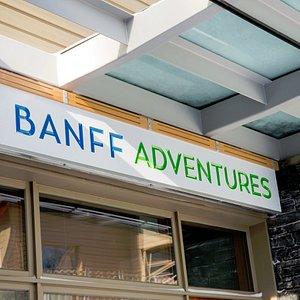 Banff's Activity booking Center