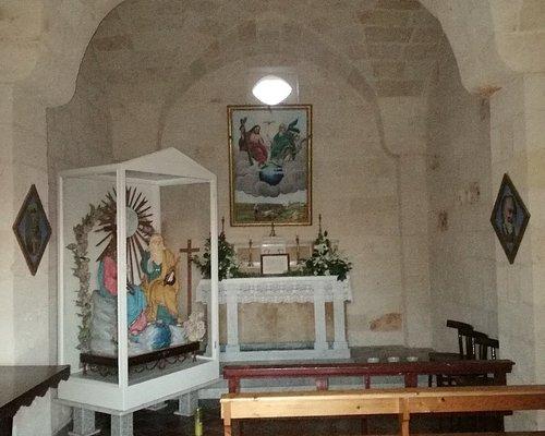 Cripta della Santissima Trinità
