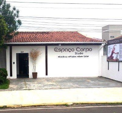 O Espaço Corpo Studio está localizado em Barão Geraldo, na cidade de Campinas. Possui estacionamento gratuito no local.