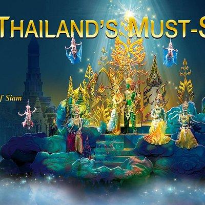 Siam Niramit, Thailand's Must-See Show