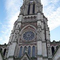 Eglise St Vaast de Wambrechies