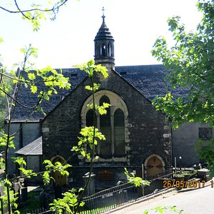 Церковь Мортлаха