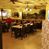 dining room at Catfish Place