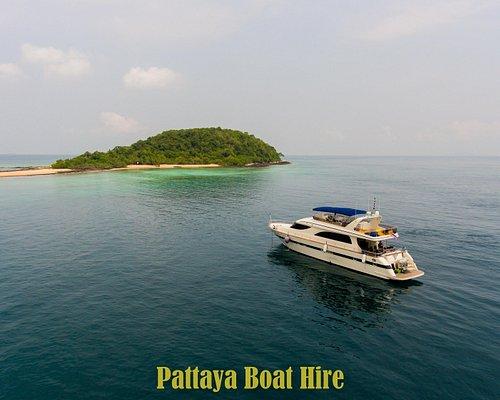 78 feet Motor Yacht for rent in Pattaya