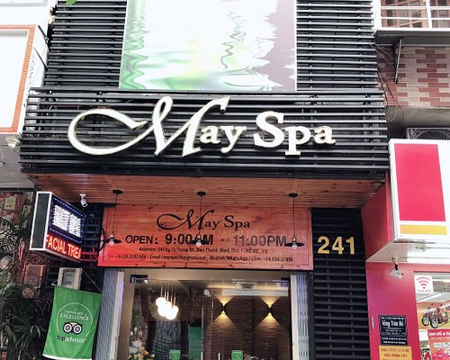 Friendly staff, good place to visit for relaxing
