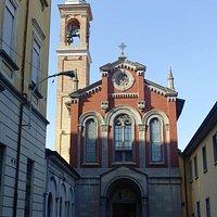 Chiesa di San Carlo ai Morti, Bergamo