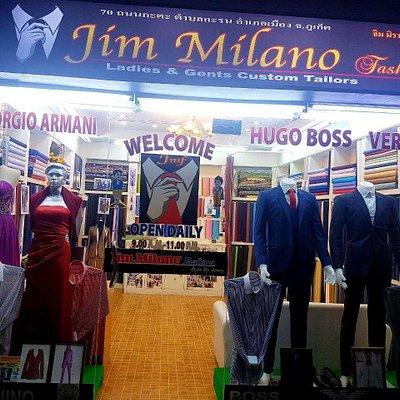 Jim Milano Fashion
