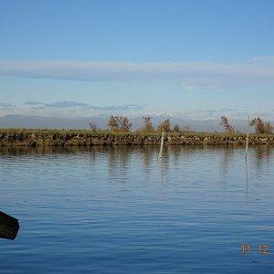 Laguna Veneta prima del gelo