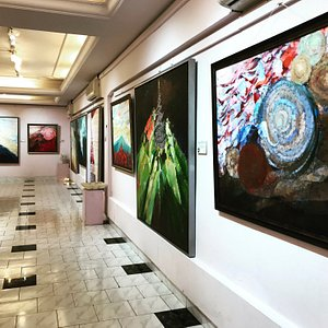 """Exhibition: """"Diamond Soul by Yogendra Sethi"""" in """"Sparsh"""" (closed gallery space 