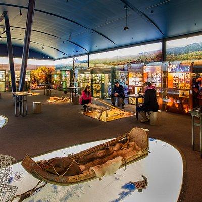 Siida exhibition / Siidan näyttely