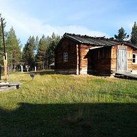 Open-air museum (summer) / Ulkomuseo kesällä