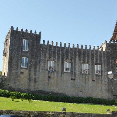 O edifício dos Paços do Marquês