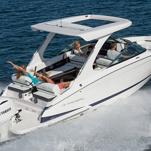 Our Brand New Regal Yacht!!