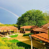 Gamardjoba rainbow