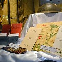Northwest Veterans Museum Display
