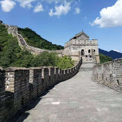 This picture is i take it from Mutianyu Great Wall