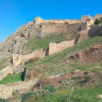My Peloponnese Fantastic trip - Old Corynth