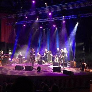 Bilder från kvällens konsert med Weeping Willows