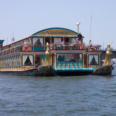 The Golden Pharaoh Cruising Restaurant