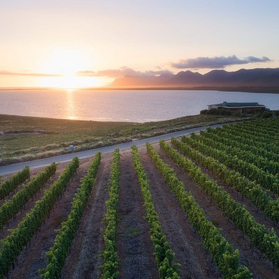 Benguela Cove's famous sunsets!