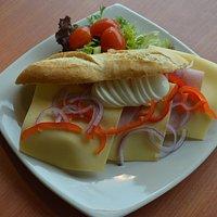 Heerlijk broodje gezond