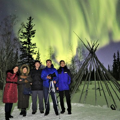 Northern Lights Tour Yellowknife